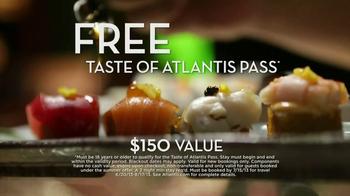 Atlantis TV Spot, 'Summer Savings' - Thumbnail 4