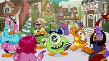 Disney Club Penguin TV Spot, 'Monsters University Takeover'