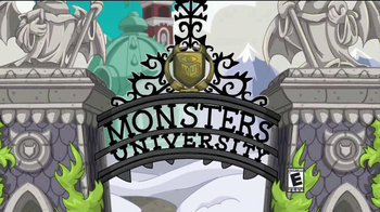 Disney Club Penguin TV Spot, 'Monsters University Takeover' - Thumbnail 2