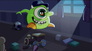 Disney Club Penguin TV Spot, 'Monsters University Takeover' - Thumbnail 5