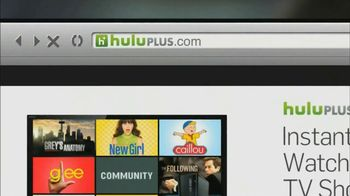 Hulu Plus TV Spot, \'5 Reasons\'