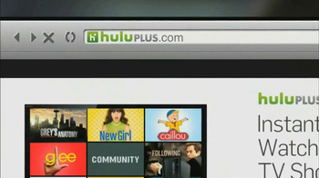 Hulu Plus TV Spot, '5 Reasons' - 5060 commercial airings