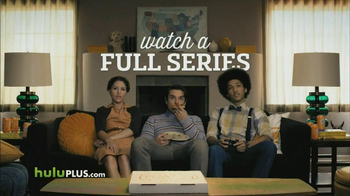 Hulu Plus TV Spot, '5 Reasons' - Thumbnail 4