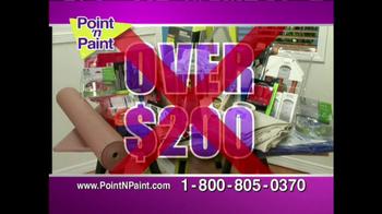 Point 'N Paint TV Spot - Thumbnail 7