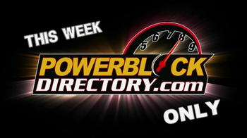 PowerBlock Directory TV Spot, 'Lowest Prices: McLeod' - Thumbnail 1