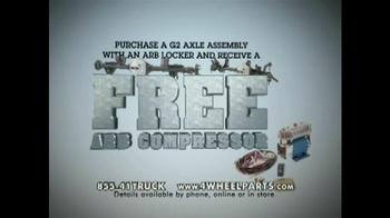 4 Wheel Parts TV Spot, 'Free Compressor' - Thumbnail 4