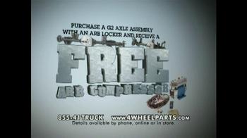 4 Wheel Parts TV Spot, 'Free Compressor' - Thumbnail 6