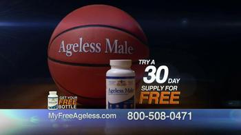 Ageless Male TV Spot Featuring Walt Frazier - Thumbnail 3