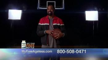 Ageless Male TV Spot Featuring Walt Frazier - Thumbnail 6