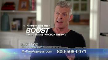Ageless Male TV Spot Featuring Walt Frazier - Thumbnail 8