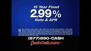 Cash Call TV Spot, 'First-time Ever'