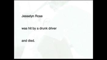 US Dept. of Transportation TV Spot, 'Jesselyn Rose' - Thumbnail 6