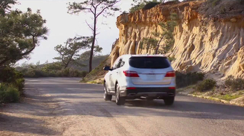 Hyundai Santa Fe TV Spot, 'Wolf Family in California' - Thumbnail 9