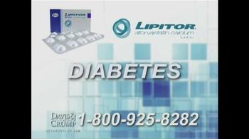 Davis & Crump, P.C. TV Spot, 'Lipitor' - Thumbnail 1