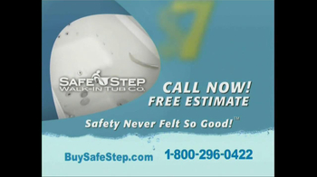 Safe Step TV Spot, 'Every Day' Featuring Pat Boone - Thumbnail 8