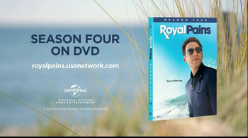 Royal Pains Season 4 DVD TV Spot - Thumbnail 9