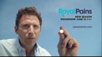 Royal Pains Season 4 DVD TV Spot - Thumbnail 6