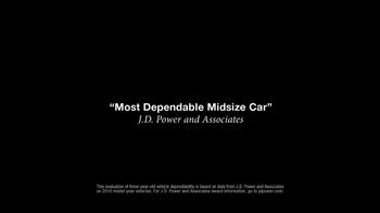 Hyundai Sonata TV Spot, 'Dependability Image Problem' - Thumbnail 2