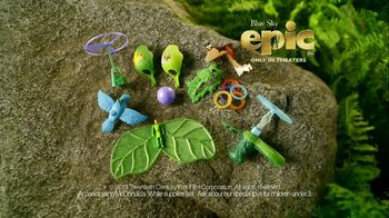 McDonald's Happy Meal TV Spot, 'Epic' - Thumbnail 10