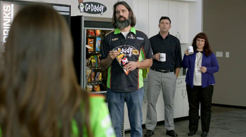 Go Daddy TV Spot, 'Right Name' Featuring Danica Patrick and James Hinchclif - Thumbnail 10
