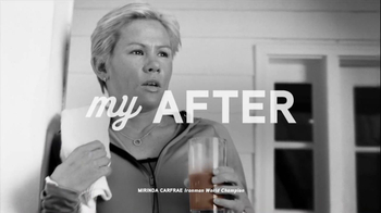 Got Chocolate Milk TV Spot, 'My After' Featuring Mirinda Carfrae