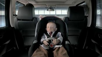 Bridgestone Dueler Tires TV Spot, 'Sleeping Baby' - Thumbnail 6