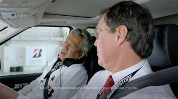 Bridgestone Dueler Tires TV Spot, 'Sleeping Baby' - Thumbnail 7