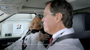 Bridgestone Dueler Tires TV Spot, 'Sleeping Baby' - Thumbnail 8