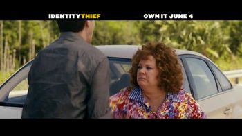 Identity Thief Blu-ray and DVD TV Spot