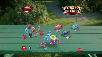 Man of Steel Flight Speeders TV Spot - Thumbnail 10
