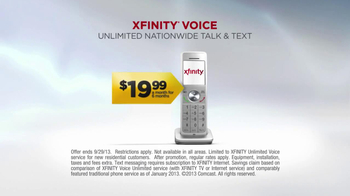 XFINITY Voice TV Spot, 'Wasting Money' - Thumbnail 4