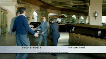 Citi Platinum Select AAdvantage Card TV Spot, 'Faster' - Thumbnail 3