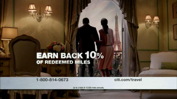Citi Platinum Select AAdvantage Card TV Spot, 'Faster'