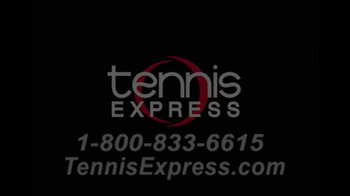 Tennis Express TV Spot, 'Selection' Featuring Mike Russell - Thumbnail 9