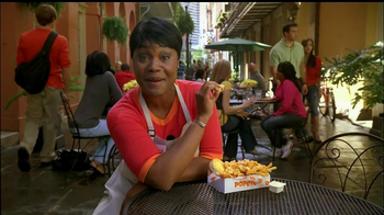 Popeyes Garlic Pepper Wicked Chick'n TV Spot - Thumbnail 10