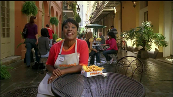 Popeyes Garlic Pepper Wicked Chick'n TV Spot - Thumbnail 3