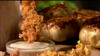 Popeyes Garlic Pepper Wicked Chick'n TV Spot - Thumbnail 5