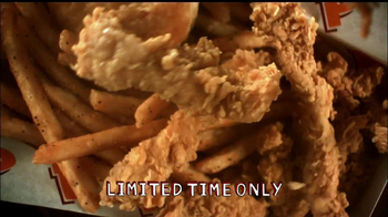 Popeyes Garlic Pepper Wicked Chick'n TV Spot - Thumbnail 7