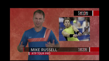 Tennis Express TV Spot Featuring Mike Russell - Thumbnail 2