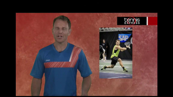 Tennis Express TV Spot Featuring Mike Russell - Thumbnail 4