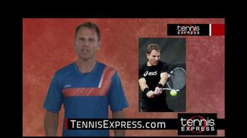 Tennis Express TV Spot Featuring Mike Russell - Thumbnail 5