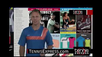 Tennis Express TV Spot Featuring Mike Russell - Thumbnail 7