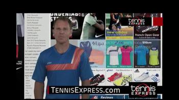 Tennis Express TV Spot Featuring Mike Russell - Thumbnail 9