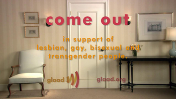 GLAAD TV Spot, 'Coming Out' Featuring DeRay Davis - Thumbnail 8