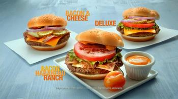 McDonald's Quarter Pounder Burgers TV Spot, 'Habanero Fan' - Thumbnail 10