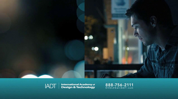 International Academy of Design and Technology TV Spot, 'Connections' - Thumbnail 6