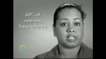 Hearing Health Foundation TV Spot, 'Veterans' - Thumbnail 6