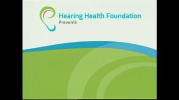 Hearing Health Foundation TV Spot, 'Veterans' - Thumbnail 9