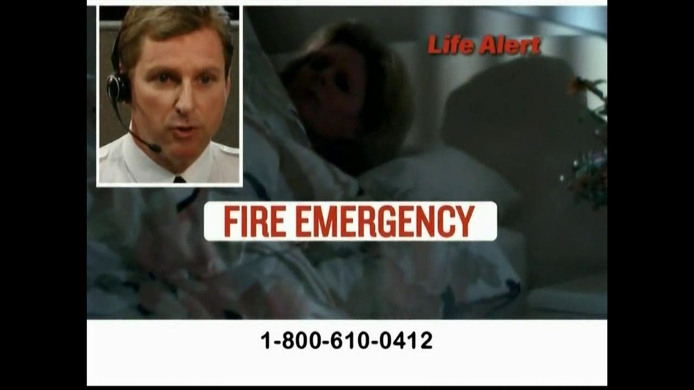 Life Alert TV Commercial, 'Medical Emergency'