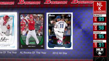 Bowman Cards TV Spot - Thumbnail 3